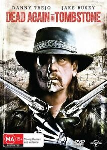 Dead Again In Tombstone (DVD, 2017) VGC FREE POST