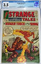 Strange Tales #116 CGC 3.5 1st Thing crossover. 2nd Nightmare appearance