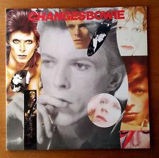 """David BOWIE """"CHANGES BOWIE"""" Double33t Vinyles Compil1990 TBE Pochette ouvrante"""