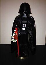 "Steinbach Nutcracker- S1889- ""Darth Vader"" signed by Karla Steinbach Stars Wars"