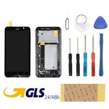 TOUCH SCREEN VETRO + LCD DISPLAY + FRAME per ASUS ZenFone Go LTE ZB551KL X013D