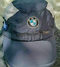 2007 KUBICA Heidfeld BMW Sauber F1 Team Strapback Hat Formula 1 Intel Petronas