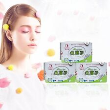 30Pcs Anion Women Menstrual Pads Panty Liner Sanitary Private Napkin Sanit UKLQ