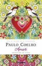 NEW Amor: Seleccion de Citas by Paulo Coelho Hardcover Book (Spanish)