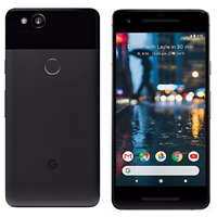 Google Pixel 2 - 64GB - Black - Fully Unlocked - Smartphone - LCD Shadow