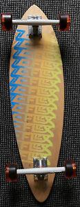 "Z-Flex cruiser Complete Skateboard  32"" x 9"""