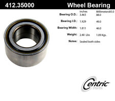 Wheel Bearing fits 1992-2009 Mercedes-Benz S500 CL500 S430  C-TEK BY CENTRIC