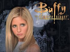 Buffy The Vampire Slayer  Tv Show Poster Style DE 13x19