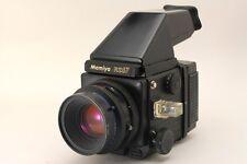 EXC++ Mamiya RZ67 PRO + Sekor Z 110mm F2.8 W Prism Finder set From Japan 597