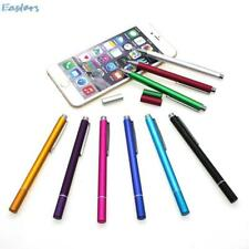 Metal Fine Point Stylus Touch Screen Pen for iPad Tablet Samsung iPhone HTC USA