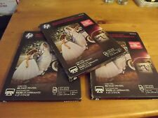 HP Premium Plus PHOTO PAPER  Soft-Gloss 8.5x11 80LBS. 50 Sheets/Pk CR667A 2avail