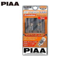 PIAA H-522 TERA EVOLUTION LED T10 BULB SIDE INDICATOR ORANGE New Japan