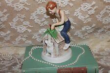 Royal Doulton Figurine - Childhood Days - As Good As New 1981