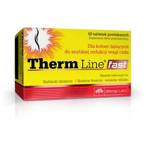 Therm Line Fast Fettverbrenner Fatburner Gewichtsverlust Abnehmen 60 Tab.