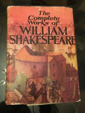 The Complete Works Of William Shakespeare. Abbey Library. Hard Cover