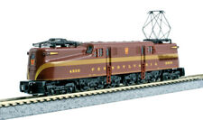 Kato N Scale GG1 Locomotive Pennsylvania PRR Red #4909 DCC Equipped 1372006DCC