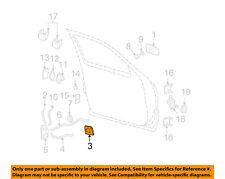 GM OEM-Interior Inside Door Handle Left 15760297