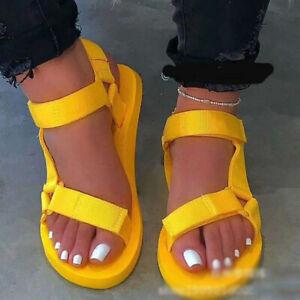2020 zapatillas de playa al aire libre para mujer sandalias antideslizantes