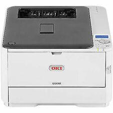OKI C332DN Colour A4 PLC Network Printer