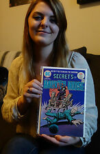 Secrets of Haunted House #2 (DC July 1975) in Fine Condition