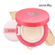 [Secret Key Official] Tattoo Cover Cushion SPF47 / PA++ / 14g / Perfect Coverage