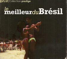 2 CD COMPIL 29 TITRES DIGIPACK--LE MEILLEUR DU BRESIL