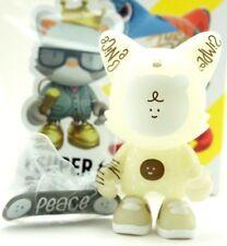 "Superplastic 3"" Vinyl Janky Series 1 Bubi Au Yeung Be Nice GID Kidrobot Treeson"