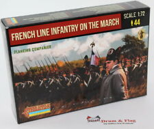 Strelets #173 - French Line Infantry on the March - Flank Companies - 1/72 Nap
