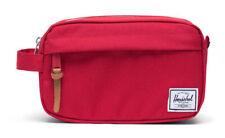 Herschel Chapter Carry On Travel Kit  Red Rot Gelb Neu