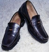 Dexter Comfort Penny Loafers brown mens size 6.5