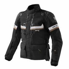 Blousons noirs GORE-TEX dos pour motocyclette