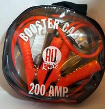 Battery Jump Start Booster Cable  ALL RIDE Heavy Duty 200 Amp Car Van Lorry