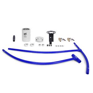 Mishimoto Diesel Coolant Filter System BLUE 2003-07 Ford 6.0L Powerstroke