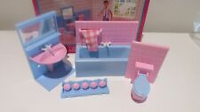 dolls house miniature furniture lundby toilet room Carolines VINTAGE 16TH SCALE