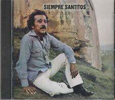 Santos Colon - Siempre Santitos - Rare Non-Remastered Brand New CD - 1217