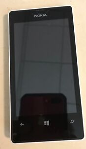READ FIRST Nokia Lumia 521 8GB White (T-Mobile) Cell Phone Excellent Used