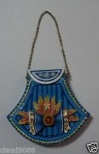 """WILLOW HALL MINIATURE BAG """"FEATHERED FANCY """" AEB21"""