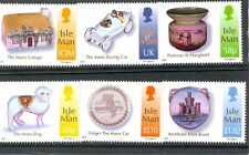 Isle of Man-Kelly collection-Pottery featured mnh--Art