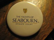 Yachts Of Seaborn Ocean Cruise Line Ships Advertisement Pocket Lipstick Mirror