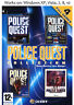 Police Quest Collection PC Game Windows XP Vista 7 8 10