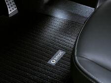 SMART Rips-TAPPETINI 2er-set NERO a451 Coupe e c451 Cabrio