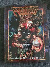 Werewolf Players Guide Werewolf 2nd Ed White Wolf Ww 3108 1998 Used: Good