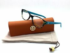 Tory Burch Blue Eyeglasses TY 2031 3153 51 mm Brown Tortoise