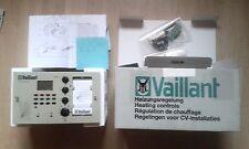 VAILLANT VRC calomatc UB Raumregler inkl. OVP, Sockel & Beschreibung Nr. R61