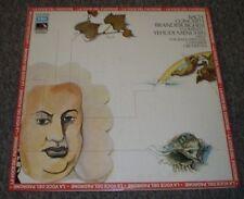 Bach Concerti Brandeburghesi Menuhin~1973 2 LP Italy Import~VG++ Vinyl~FAST SHIP