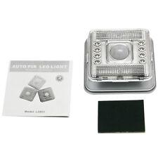 PIR Auto Sensor de Movimiento LED Escalera Salón Dormitorio Noche Luz Lámpara