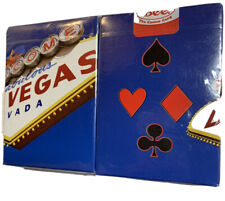 Bee The Casino Playing Cards 2005 Welcome to Las Vegas Nevada 🇺🇸 Pocker
