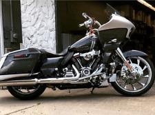 Coastal Moto Hurricane Chrome Front 21 X 3.5 Wheel & Tire 08-17 Touring ABS