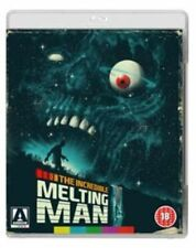 The Incredible Melting Man Blu-ray DVD UK BLURAY