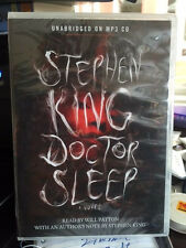 Doctor Sleep: A Novel by Stephen King MP3 CD unabridged  brand new sealed